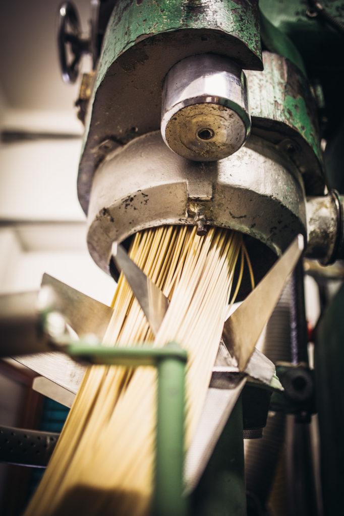 macchinario per la produzione di pasta artigianale fabbri
